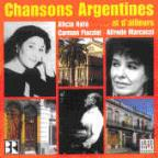 Chansons Argentines: Music By De Caro, Piazzolla, Weil,Buchardo