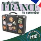 Music From France To Remember. Souvenir Of My Trip To Paris