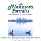 Minnesota Portraits and other music by Carl Schroeder