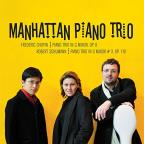 Chopin: Piano Trio in G minor, Op. 8; Schumann: Piano Trio No. 3 in G minor, Op. 110