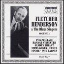 Fletcher Henderson with the Blues Singers, Vol. 2 (1923 - 1924)