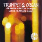 Works for Trumpet and Organ - Ashton, Pearson