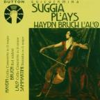 Suggia Plays Haydn, Bruch, Lalo