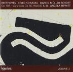 Beethoven: Cello Sonatas, Vol. 2