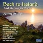 Back To Ireland: Irish Songs & Ballads For Tenor