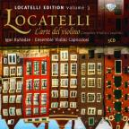 Locatelli Edition, Vol. 3: L'Arte del Violin