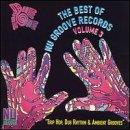 Best Of Nu Groove Records Volume 3: Trip Hop, Dub Rhythm & Ambient Grooves.