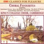 Choral Favourites / Kings College Choir, Cambridge