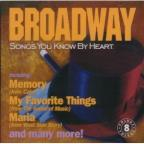 Songs You Know By Heart: Broadway