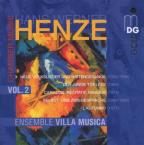 Henze: Chamber Music, Vol. 2