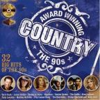 Award Winning Country-The 90'S