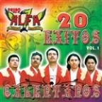 20 Exitos Calentanos, Vol. 1