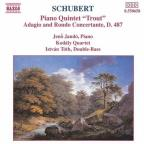 "Schubert: Piano Quintet ""Trout""; Adagio and Rondo Concertante"