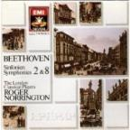 Beethoven: Symphony no 2 & 8 / Norrington, London Classical