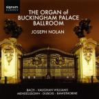Organ of Buckingham Palace Ballroom