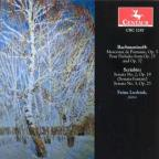 Rachmaninov: Fantasy Pieces; Scriabin: Sonatas