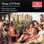 Songs Of D'India: Music Of