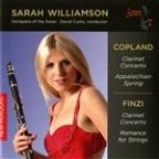 Sarah Williamson Plays Copland & Finzi