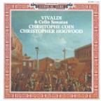 Vivaldi: 6 Cello Sonatas / Christophe Coin, Hogwood