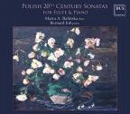Polish 20th Century Sonatas for Flute & Piano