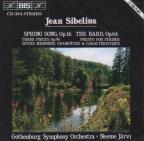 Jean Sibelius: Spring Song; The Bard; Three Pieces; Presto for Strings; Suites Mignone, Champetre & Characterisque