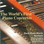 World's First Piano Concerto