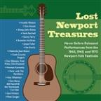Lost Newport Treasures: Never Before Released Performances From The 1968, 1969 And 1970 Newport Folk Festivals