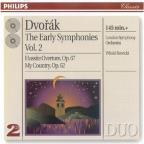Antonin Dvorak: The Early Symphonies, Vol. II