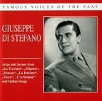 Giuseppe di Stefano: Arias and Scenes