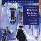 "An Introduction to Rossini's ""The Barber of Seville"""