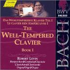 Well Tempered Clavier 1