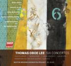 Thomas Oboe Lee: Six Concertos