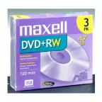 DVD-R - 4.7GB, 3 Pack