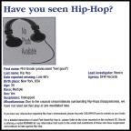Have You Seen Hip-Hop?