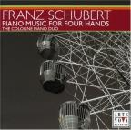 Schubert: Piano Music for 4 Hands