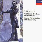Strauss: Waltzes, Polkas &amp; Marches