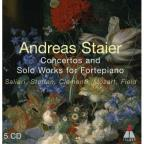 Andreas Staier: Concertos and Solo Works for Fortepiano