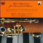 Rare Repertoire for Clarinet and Piano