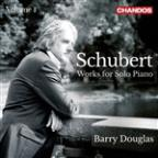 Schubert: Works for Solo Piano, Vol. 1