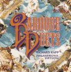 Baroque Duets / Richard Kapp, Philharmonia Virtuosi