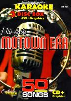 Chartbuster Karaoke: Hits Of The Motown Era