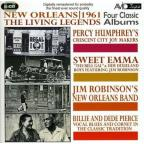 Four Classic Albums: New Orleans 1961: The Living Legends
