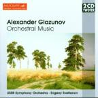 Glasunow: Orchestral Music