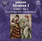 Johann Strauss I Edition, Vol. 4
