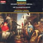 Ottorino Respighi: Belkis, Queen of Sheba; Metamorphoseon