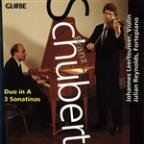 Schubert: Duo in A; 3 Sonatinas