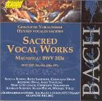 Sacred Vocal Music