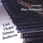 Liszt, Chopin, Debussy, Beethoven: Favorites