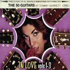 50 Guitars of Tommy Garrett: In Love, Vols. 1-3