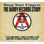Snap Your Fingers: Barry Records Story 1960-62